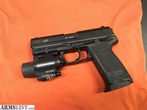 hk usp 45 laser light armslist for sale hk usp 45