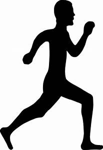 Run In Place Clipart - Clip Art Library