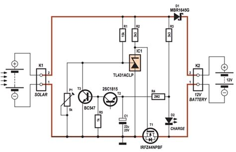 How Make Photovoltaic Solar Charge Controller