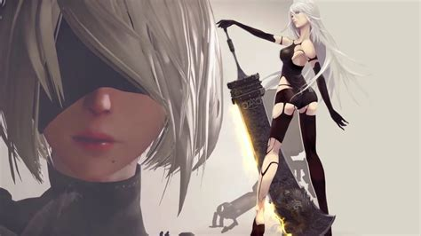 Nier Automata Animated Wallpaper - nier automata a2 wallpaper engine