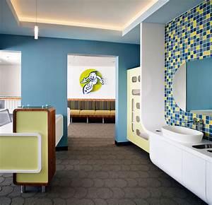 Pediatric dental office design don t dumb it down