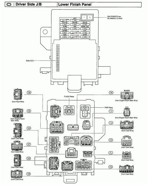 1994 toyota 4runner engine diagram automotive parts diagram