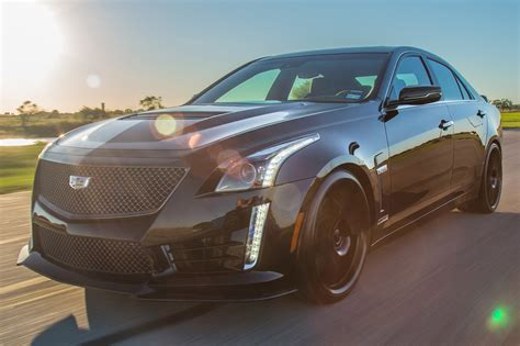 cadillac cts  upgrades hennessey performance