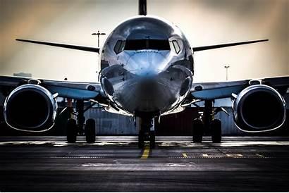 737 Boeing Plane Airport Sky Canon Wallhere