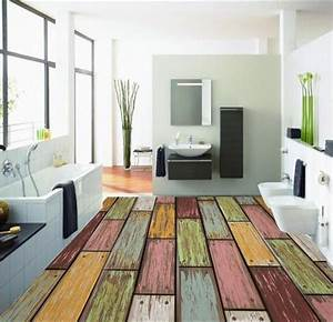 Pvc Boden Für Bad : pvc boden badezimmer muster ~ Sanjose-hotels-ca.com Haus und Dekorationen