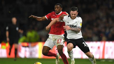 Carabao Cup: Nottingham Forest to host Derby in second ...