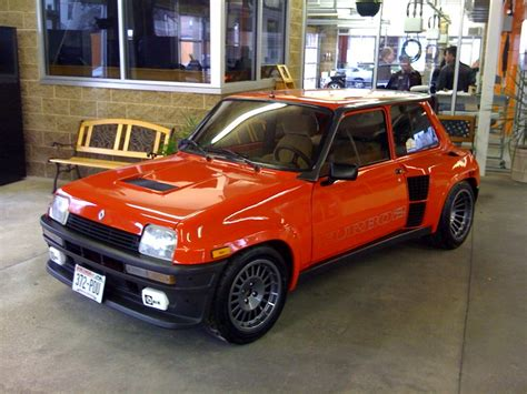 renault turbo for sale renault 5 turbo 2 for sale