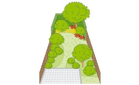Schmale Gärten Gestalten by Lang Und Schmal Gestaltungstipps Mit Breitenwirkung