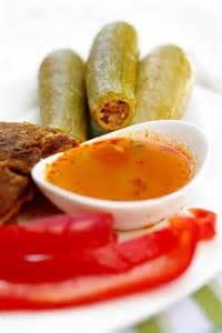 cuisine syrienne koussa mehchi courgettes farcies alep cuisine