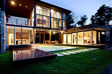 Open And Modern Home With Large Terraces