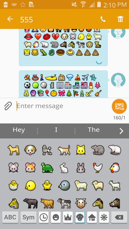 iphone emoji font for android emoji font for flipfont 1 apk free android app