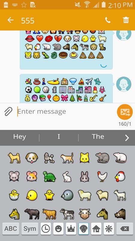 emoji font for android emoji font for flipfont 1 apk free android app