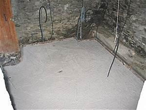 Temps De Sechage Chape : b timent brique temps de sechage chape beton avant carrelage ~ Melissatoandfro.com Idées de Décoration