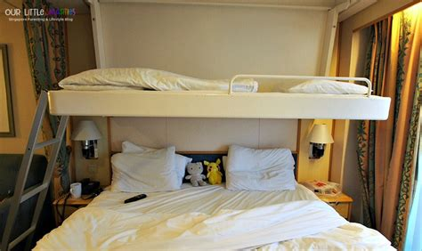 Pullman Bed by Royal Caribbean Mariner Of The Seas Review