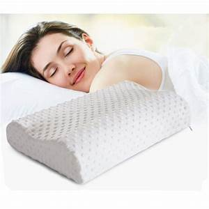 washable white slow rebound memory foam pillow neck soft With are pillows washable