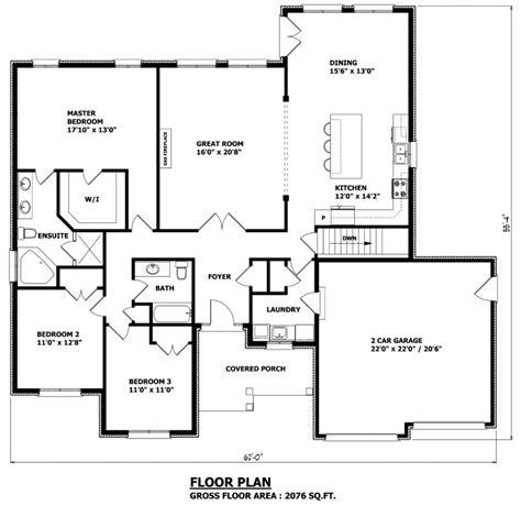 bungalow floorplans bungalow floor plans canada craftsman bungalow house plans