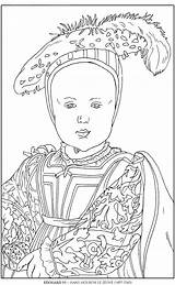 Colorare Disegni Holbein Quadri Hans Famosi Coloring Edward Arte Masterpieces Maenner Frauen Deutschland Child Beruehmte Farbtoene Senioren Kunstgeschichte Wandfarbe Malbuecher sketch template