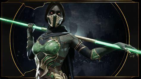 Mortal Kombat 11 Brings Jade Back To The Roster