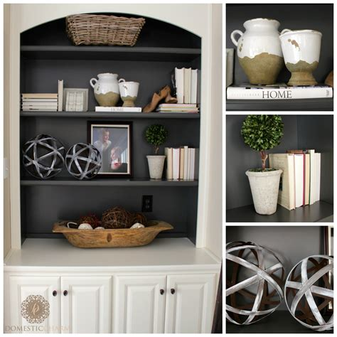 Styling Bookcases by Simple Tips For Styling A Bookcase Domestic Charm