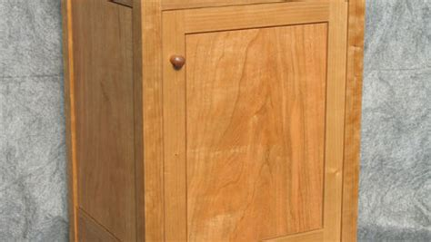 rousseau small cabinet project finewoodworking