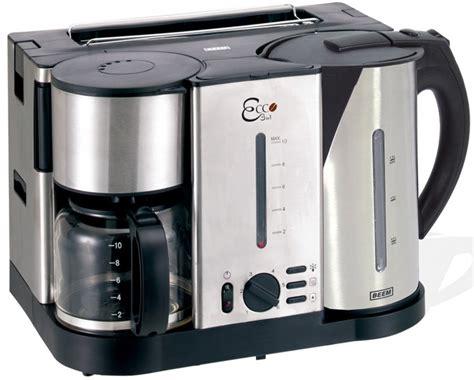 Coffee maker kettle & capuccino maker. BEEM D1000641 ECCO 3 in 1 Toaster Coffee Maker Kettle 3750W Genuine New | eBay