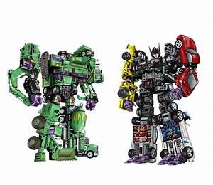 Devastator Transformers 2 Wallpaper | www.imgkid.com - The ...