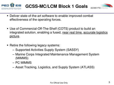 Gcss Mc Help Desk by Ppt Global Combat Support System Marine Corps Gcss Mc