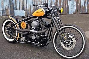 Bobber Harley Davidson : custom harley davidson bobber bar hopper real eye catcher work of art ~ Medecine-chirurgie-esthetiques.com Avis de Voitures