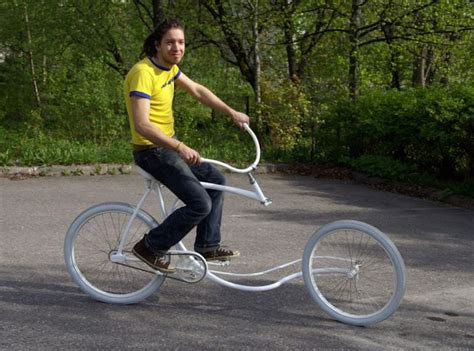 A Really Weird Bicycle