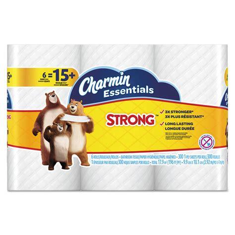 pgc96892 charmin essentials strong bathroom tissue zuma