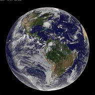Real Earth From Space NASA