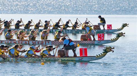 Dragon Boat Racing Today by Calgary Dragon Boat Society