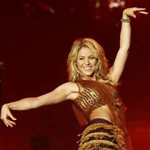 Shakira | Shakira Plans To Sing In Arabic | Contactmusic.com