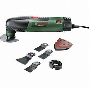 Outil Multifonction Bosch Pro : scie electrique vibrante ~ Dailycaller-alerts.com Idées de Décoration
