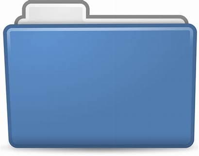 Folder Icon Icons Clipart Dossier Purple Vertical
