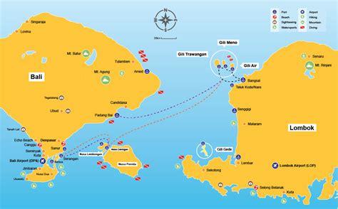 Ferry Gili Trawangan by Eka Jaya Fast Boat From Padang Bai To The Gili Islands