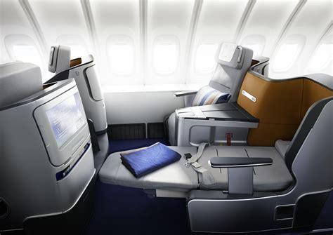Flight Report Lufthansa New Business Class Frankfurt To
