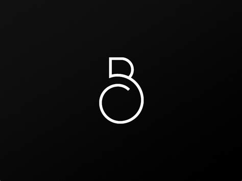 bc logo monogram  dillon barenbrugge  dribbble