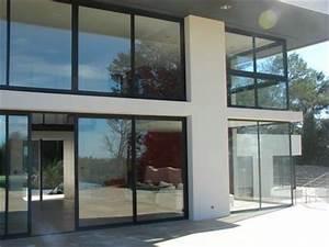 Baie Vitrée Double Vitrage : fabricant baie vitr e cintr e fabrication pose fabricant baie vitr e cintr e ~ Voncanada.com Idées de Décoration