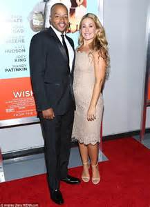 Donald Faison and wife CaCee Cobb attend Wish I Was Here ...