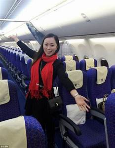 China Southern Airlines passenger finds out she is the ...