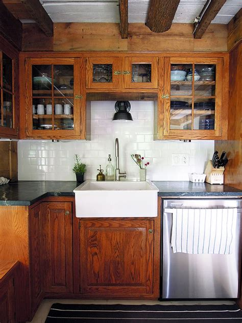 antique connecticut farmhouse  modern design