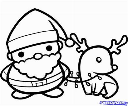 Rudolph Coloring Pages Santa Colouring Wilma Popular