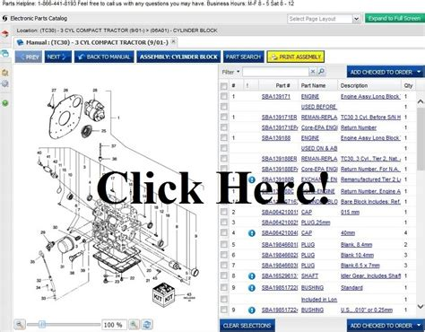 Photos For Ford Tractor Parts Diagram Anything