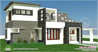 contemporary house plans modern house elevation in 2240 sq keralahousedesigns