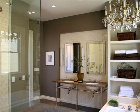 accent wall is either benjamin fairview taupe or