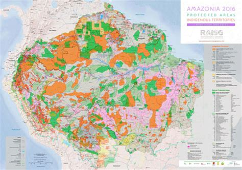 amazonia  protected areas  indigenous territories