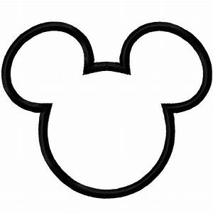 28+ Outline Mickey Mouse Tattoos