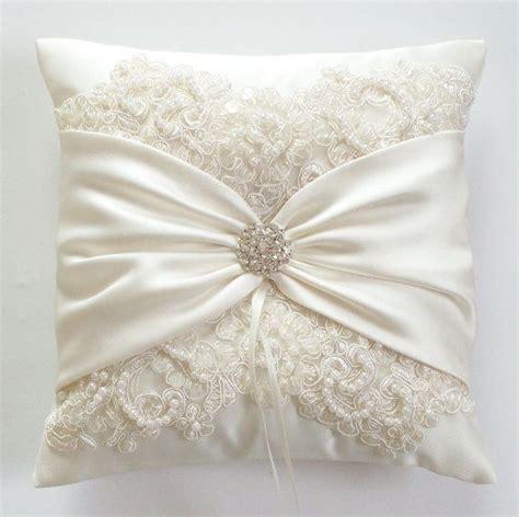25 best ideas about ring bearer pillows on
