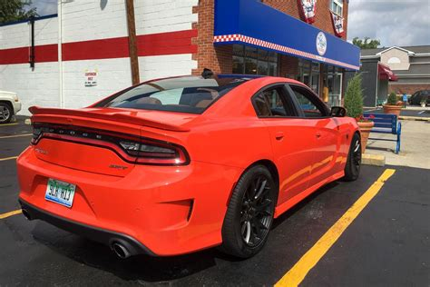 2016 Hellcat Charger Horsepower by 2016 Dodge Charger Srt Hellcat Real World Fuel Economy
